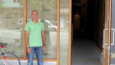 "OPENING SOON | Lebanese Eatery ""Jamjar"" Set To Open On Commercial Dr. Next Month"