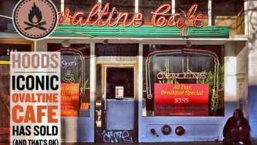 "DINER | Iconic ""Ovaltine Cafe"" On The DTES To Change Hands Next Week Before Reboot"