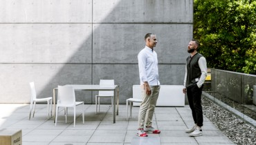 "HOODS | On A Gastown Walk With The Duo Behind Local Design Firm ""Falken Reynolds"""
