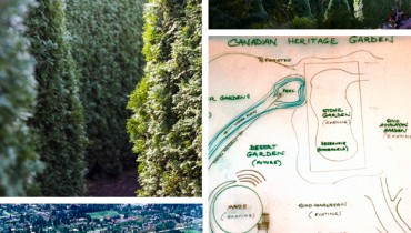 DIG IT | Getting Lost Inside The Elizabethan Hedge Labyrinth Out At VanDusen Gardens