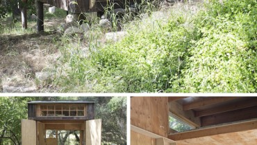 COOL THING WE WANT #442 | This Small, One Room Cabin Deep In The Topanga Wilds