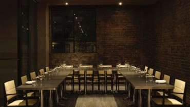 "GOODS | Gastown's ""L'Abattoir"" Opens For Lunch, Launches New Private Dining Space"