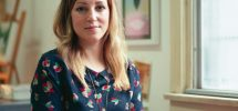 VANCOUVERITES | Eleven Minutes In The Studio With Local Artist Rebecca Chaperon