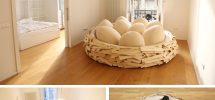 COOL THING WE WANT #450 | To Chill Out On Big Egg Pillows In This Giant Bird's Nest