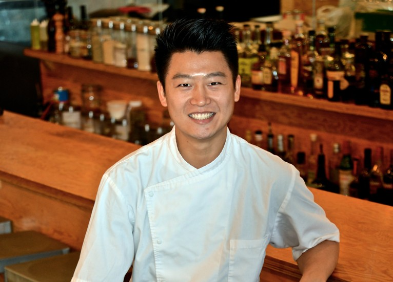 "GOODS | Chef Felix Zhou Steps Into His First Executive Role At ""The Parker"" On Union St."