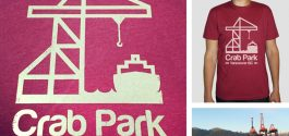 "COOL THING WE WANT #452 | A ""Crab Park"" T-Shirt From Vancouver's Own Ole Originals"
