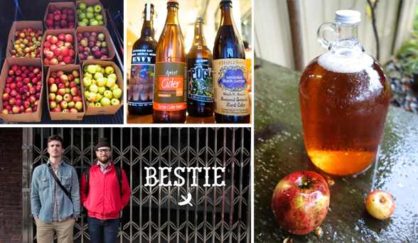 "GOODS | Chinatown's ""Bestie"" Gets Set To Pour Cups Of Liquid Gold Over Cider Week"