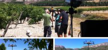"DRINKER | Spain's ""Bodegas Torres"" Uses Drone & GoPros To Create Interactive Tour"