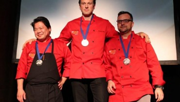 "GOODS | ""Hawksworth"" Chef Kristian Eligh Wins Gold Medal Plates, Advances To Finals"