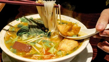 NEVER HEARD OF IT | Slurping A Different Kind Of Noodle Soup At East Van's Hoang Yen