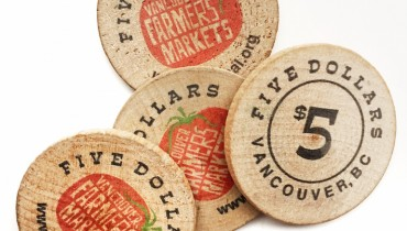 HEADS UP   These Awesome Wooden Farmers Market Tokens Will Fit Every Xmas Stocking