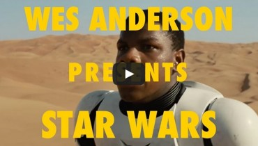 SMOKE BREAK #1132 | If Wes Anderson Had Directed The New Star Wars Teaser Trailer