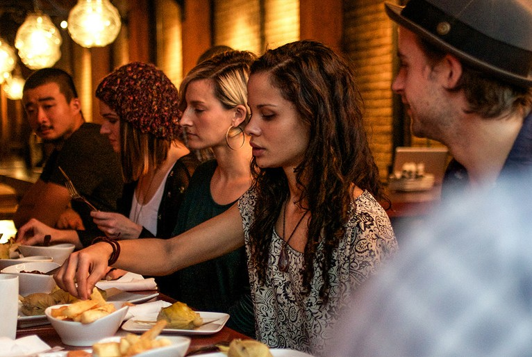 STAFF MEAL | Chef Stu Irving Serves Up Hot Tamales For The Crew At Railtown's Cuchillo