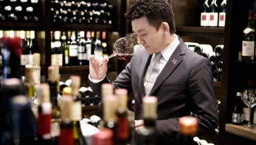 LISTED | Unflappable Sommelier Bryant Mao Gives Us A Taste Of The Hawksworth Cellar