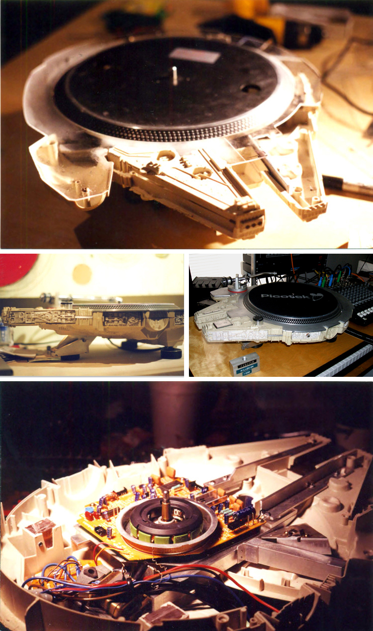Cool Thing We Want 460 This Turntable Made From A Model