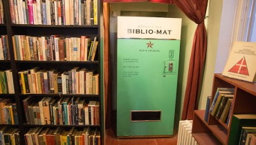 VANCOUVER WOULD BE COOLER IF #246 | It Had This Outstanding Book Vending Machine