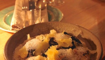 AWESOME THING WE ATE #940 | The Last Of The Winter Risotto At Burdock & Co. On Main