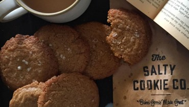 AWESOME THING WE ATE #943 | A Pile Of Brown Butter Gems From The Salty Cookie Co.