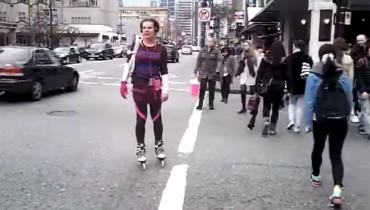 VANCOUVER LEXICON | Roller Girl