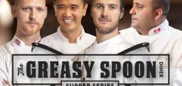 HEADS UP | 4 Celebrated Chefs Team Up For Next Greasy Spoon Supper At Save On Meats
