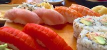 AWESOME THING WE ATE #943 | Great Bang For Buck Sushi At The West End's Sushi Mart