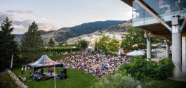 GOODS | Tinhorn Creek Vineyards Announces Line-Up For Open Air Summer Concert Series