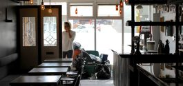 """DINER   New """"Grapes & Soda"""" Wine Bar Gets Set For Opening Next To Farmer's Apprentice"""
