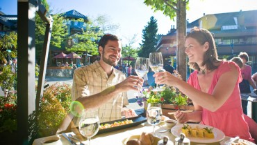 May Brings 'Indulge In Whistler' – Great Deals On Restaurants, Golf Courses, Spas, & Hotels