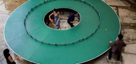 COOL THING WE WANT #467 | Circular Ping Pong Table For Fun, Crazy Multiplayer Rallies