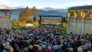 GOODS | Great Summer Music Line-Up To Play Mission Hill's Stunning Outdoor Amphitheatre