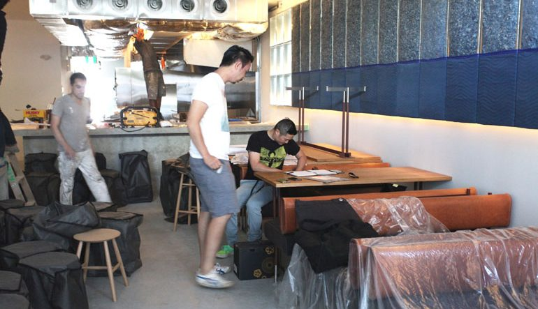 """DINER   The Highly Anticipated """"Torafuku"""" Eatery Is Nearing Completion On Main Street"""