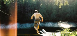 SEEN IN VANCOUVER #559 | Jumping Into A Secret Lake In The Wilderness Near Squamish