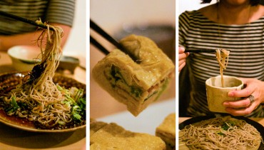 NEVER HEARD OF IT | Picking Cool Sake Cups And Slurping Cold Buckwheat Soba At Kinome