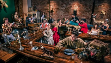 GOODS | Regional Dinner Series Continues At Mamie Taylor's With Taste Of Charleston, SC