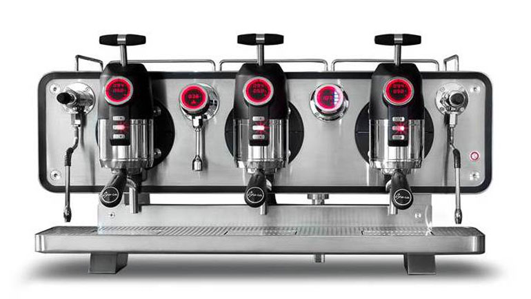 Illy espresso machines commercial