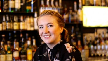 THE NEW BREED   20 Questions And A Proper Cocktail With Amber Bruce Of The Keefer Bar