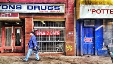 TEA & TWO SLICES | On Marijuana Overdoses And Cleansing The DTES For Incoming Condos