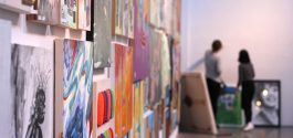 HEADS UP | Sneak Peek Of What To Expect At Tomorrow's 2015 Emily Carr Student Art Sale