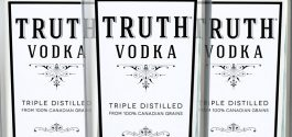 GOODS | Liberty Distillery To Mark Milestone With Distiller's Reserve 'Truth' Vodka Release