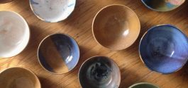 PUT A DOT ON IT | Any Of The One Of A Kind Bowls For Sale At Cartems On November 25th