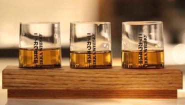 AWESOME THING WE DRANK #699 | Flights Of Japanese Whisky At False Creek's Ancora