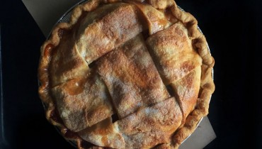 AWESOME THING WE ATE #962 | A Work Of Latticed Deliciousness From The Pie Shoppe