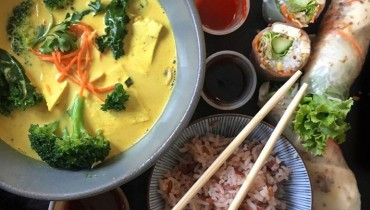TOP FIVE | Curried, Battered And Chopsticked: Winter's Best Vegetarian Dishes In Vancouver