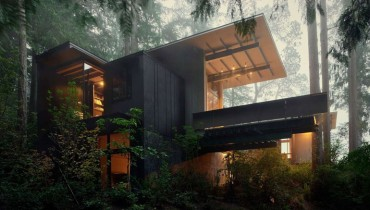 SPACED | Seattle Architect's Swell Rainforest Retreat Started In 1959 With $500 From Dad