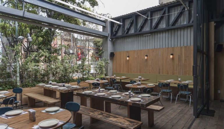 RESTAURANT PORN | An Industrial Address In Railtown Would Suit Mexico City's Campobaja