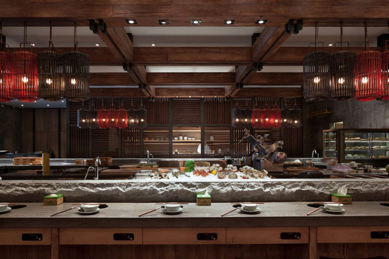 Restaurant porn organic hot pot eatery in shanghai an