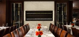 GOODS | Chianti Producer Barone Ricasoli To Host First Wine Dinner At 'The Cellar' By Araxi