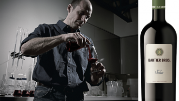 MESSAGE IN A BOTTLE | Winemaker Michael Bartier Decodes Bartier Brothers 2013 Merlot