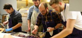 GOODS | Chefs Of ELEMENTA To Serve Up BC Spring-Inspired Feast In Railtown On May 30