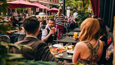 TOP SIX | Vancouver Patios For Pretending It's Summer When Spring Hasn't Even Sprung